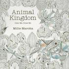 Animal Kingdom: Color Me, Draw Me (Millie Marotta Adult Coloring Book) Cover Image