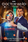 Doctor Who: A Tale of Two Time Lords Vol. 1: A Little Help From My Friends Cover Image