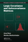 Large Covariance and Autocovariance Matrices Cover Image