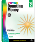 Counting Money, Grade 2 (Spectrum) Cover Image