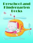 Preschool and Kindergarten books: coloring pages for adults relaxation with funny images to Relief Stress (Perfect Gift #6) Cover Image