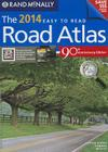 The Rand McNally Easy to Read Road Atlas Cover Image