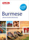 Berlitz Phrase Book & Dictionary Burmese(bilingual Dictionary) (Berlitz Phrasebooks) Cover Image