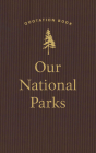Our National Parks Quotation Book Cover Image