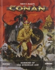 Conan Horrors of the Hyborian Age Conan RPG Supp. Hardback Cover Image