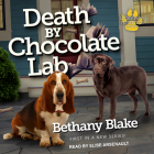 Death by Chocolate Lab (Lucky Paws Petsitting Mystery #1) Cover Image