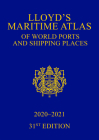 Lloyd's Maritime Atlas of World Ports and Shipping Places 2020-2021 Cover Image