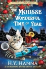 The Mousse Wonderful Time of Year (LARGE PRINT): The Oxford Tearoom Mysteries - Book 10 Cover Image