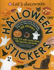 Let's Decorate Halloween Stickers Cover Image