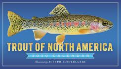 Trout of North America Wall Calendar 2020 Cover Image