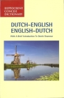 Dutch-English/English-Dutch Concise Dictionary (Hippocrene Concise Dictionary) Cover Image