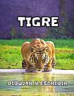 Tigre: dibujar y escribir Cover Image