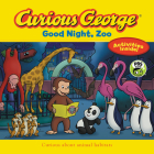 Curious George Good Night, Zoo (CGTV 8 x 8) Cover Image