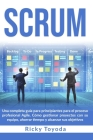 Scrum: Una completa guía para principiantes para el proceso profesional Agile. Cómo gestionar proyectos con su equipo, ahorra Cover Image