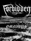 Forbidden Magazine Omnibus Cover Image