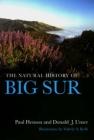 The Natural History of Big Sur (California Natural History Guides #57) Cover Image