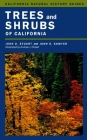 Trees and Shrubs of California (California Natural History Guides #62) Cover Image