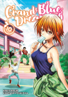 Grand Blue Dreaming 10 Cover Image