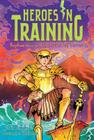 Hephaestus and the Island of Terror (Heroes in Training #10) Cover Image