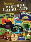 Treasury of Vintage Label Art Cover Image