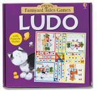 Ludo [With Dice and Gameboard] Cover Image