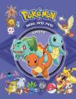 Pokémon Seek and Find - Kanto (Pokemon) Cover Image
