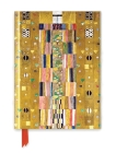 Klimt: Stoclet Frieze (Foiled Journal) (Flame Tree Notebooks) Cover Image