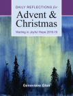 Waiting in Joyful Hope: Daily Reflections for Advent and Christmas 2018-2019 Cover Image