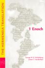 1 Enoch: The Hermeneia Translation Cover Image