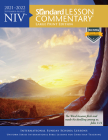 NIV® Standard Lesson Commentary® Large Print Edition 2021-2022 Cover Image