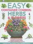 Easy Container Combos: Herbs & Flowers Cover Image