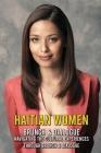 Haitian Women Brunch & Dialogue: Navigating The Cultural Experiences Through Brunch & Dialogue: Characteristics Of A Haitian Woman Cover Image