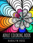 Adult Coloring Book: Stress Relieving Designs for Relaxation Cover Image