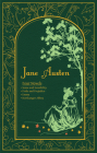 Jane Austen: Four Novels (Leather-bound Classics) Cover Image