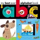 My Best Ever: ABC Alphabet Book Cover Image