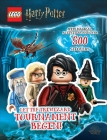 LEGO(R) Harry Potter(TM): Let the Triwizard Tournament Begin! (Coloring Books) Cover Image
