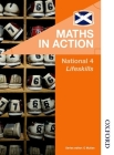 Maths in Action National 4 Lifeskills Cover Image