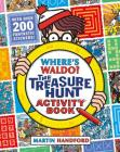 Where's Waldo? The Treasure Hunt: Activity Book Cover Image
