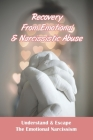 Recovery From Emotional & Narcissistic Abuse: Understand & Escape The Emotional Narcissism: Emotional Abuse Book Cover Image