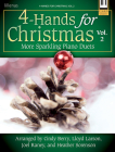 4-Hands for Christmas, Vol. 2: More Sparkling Piano Duets Cover Image