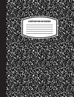 Classic Composition Notebook: (8.5x11) Wide Ruled Lined Paper Notebook Journal (Black) (Notebook for Kids, Teens, Students, Adults) Back to School a Cover Image