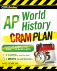 CliffsNotes AP World History Cram Plan Cover Image