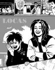 Locas: The Maggie and Hopey Stories (Love and Rockets) Cover Image