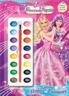 Barbie the Princess & the Popstar: Perfect Harmony [With Paint Brush and Paint] Cover Image