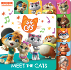 44 Cats: Meet the Cats Cover Image