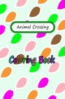 Animal Crossing: Coloring Book Cover Image