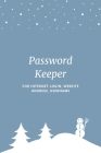Password Keeper: Keep your usernames, passwords, social info, web addresses and security questions in one. So easy & organized Cover Image