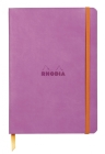 Rhodiarama Lined 6 X 8 1/4 Lilac Softcover Journal Cover Image