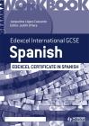 Edexcel International GCSE and Certificate Spanish Grammar Workbook Cover Image