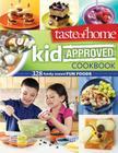 Taste of Home Kid Approved Cookbook Cover Image